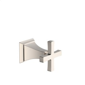 Volume Control and Diverters Hudson (series 14) Polished Nickel (1)