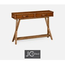Travel Trunk Style Console