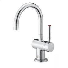 Indulge Modern Hot Only Faucet (F-H3300-Chrome)