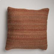 Mikey Pillow - Rust Product Image