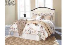 Woodanville - White/Brown 3 Piece Bed Set (King)