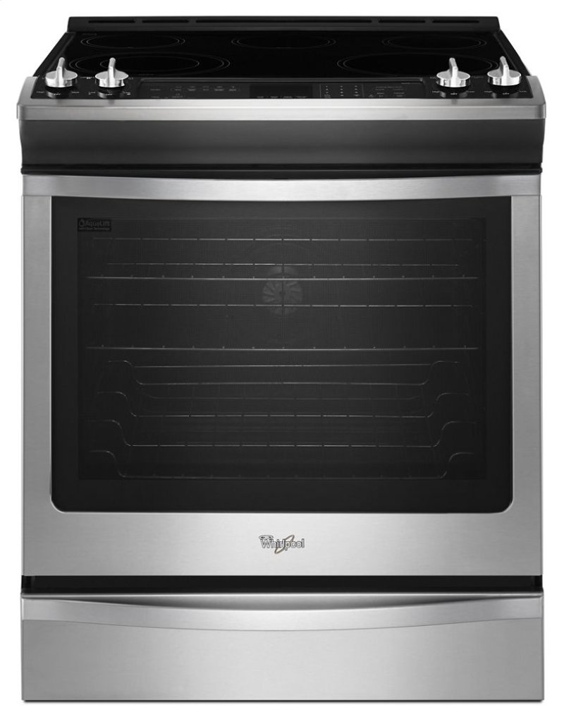 Bob wallace appliance huntsville alabama - 6 2 Cu Ft Front Control Electric Stove With Fan Convection Hidden