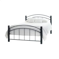 Rocky Regular Footboard Bed - Queen Product Image