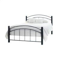 Rocky Regular Footboard Bed - Queen Product Image