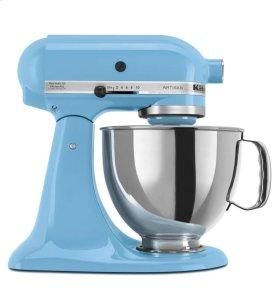 Artisan® Series 5-Quart Tilt-Head Stand Mixer - Crystal Blue