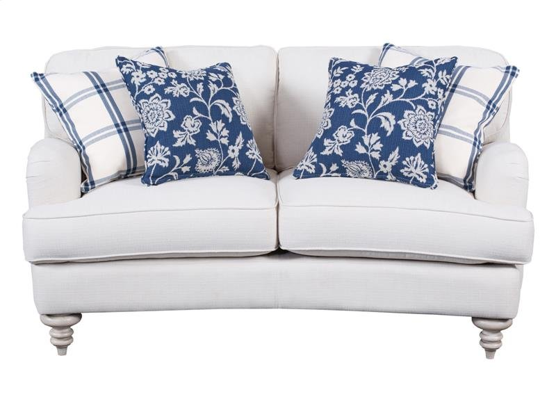 furniture america ivory category wb of room kensington living lv loveseat stanford