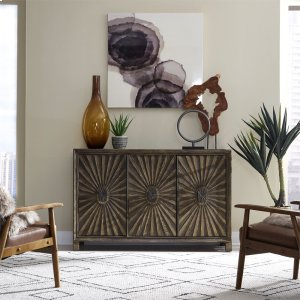 Liberty Furniture Industries3 Door Accent Cabinet