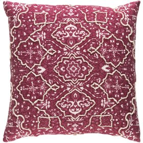 "Batik BAT-001 18"" x 18"" Pillow Shell with Down Insert"