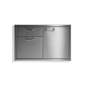 "LYNX30"" Trash Drawers Combo Unit (Professional)"