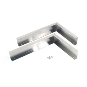 AmanaMicrowave Hood Filler Kit - Stainless Steel
