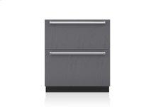 "30"" Designer Refrigerator/Freezer Drawers - Panel Ready"