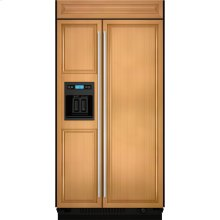 Built-In Side-By-Side Refrigerator with Dispenser  Refrigeration  Jenn-Air