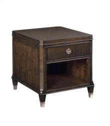 Drawer End Table-KD