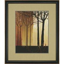Trees in Silhouette II