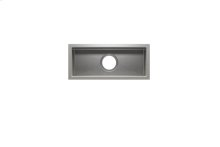 "J7® 003967 - undermount stainless steel Bar sink , 18"" × 7"" × 6"""