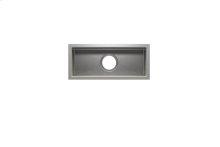 """J7® 003967 - undermount stainless steel Bar sink , 18"""" × 7"""" × 6"""""""