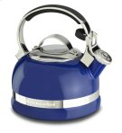 KitchenAid 2.0-Quart Kettle with Full Stainless Steel Handle and Trim Band - Doulton Blue Product Image