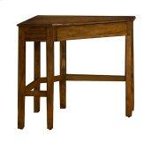 Solano Corner Desk Oak Product Image