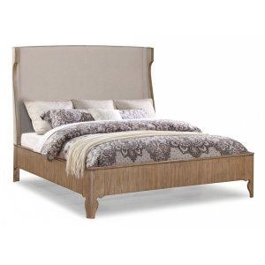 FLEXSTEELMiramar Queen Upholstered Bed