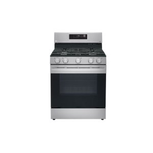 LG Appliances5.8 cu ft. Smart Wi-Fi Enabled Gas Range with EasyClean®