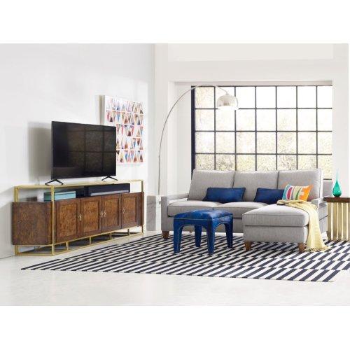 Living Room Lulu Ottoman