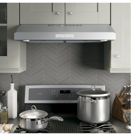 """GE Profile Series 30"""" Under The Cabinet Hood"""