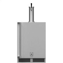 """24"""" Hestan Outdoor Single Faucet Beer Dispenser - GFDS Series"""
