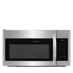 1.7 Cu. Ft. Over-The-Range Microwave - STAINLESS STEEL