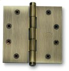 Plain Bearing, Full Mortise Hinge in (Plain Bearing, Full Mortise Hinge - Solid Extruded Brass) Product Image