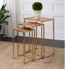 Copres Nesting Tables, Set/3