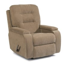Kerrie Fabric Rocking Recliner