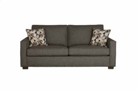Sofa - Charcoal Tweed Finish