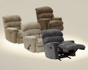 Rocker Recliner - Charcoal Product Image
