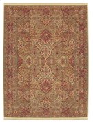 Empress Kirman Multi Rectangle 5ft 9in X 9ft Product Image