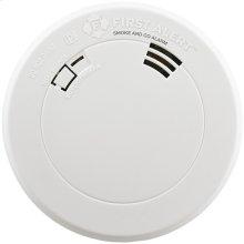Smoke & Carbon Monoxide Alarm with Voice & Location