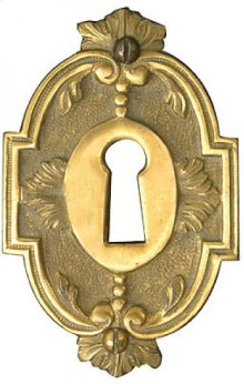 Skeleton Key Rosette Louis XIV Style