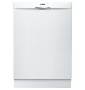 24' Scoop Handle Dishwasher 300 Series- White