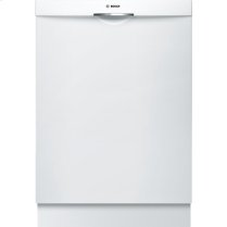 "24"" Scoop Handle Dishwasher Ascenta- White"