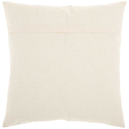 "Trendy, Hip, New-age Rn010 Natural 18"" X 18"" Throw Pillows"