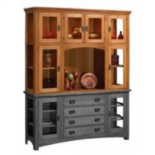 Bridger Mission Hutch Top