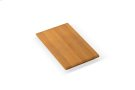 """Cutting board 210051 - Stainless steel sink accessory , 11 3/4"""" × 16 1/2"""" × 1 1/2"""" Product Image"""
