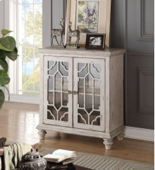 Enzo 2 Door Chest ANTIQUE GRAY