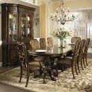 Pedestal Table shown with 820/821 chairs Product Image