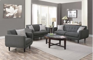 Stansall 3 Piece Set Grey