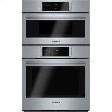 Bosch Benchmark Sgl Oven, Combi-Ready
