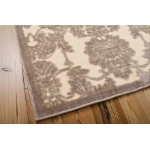 Graphic Illusions Gil03 Ivlat Rectangle Rug 5'3'' X 7'5''
