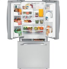 GE Profile Series 19.5 Cu. Ft. French-Door Bottom-Freezer Refrigerator