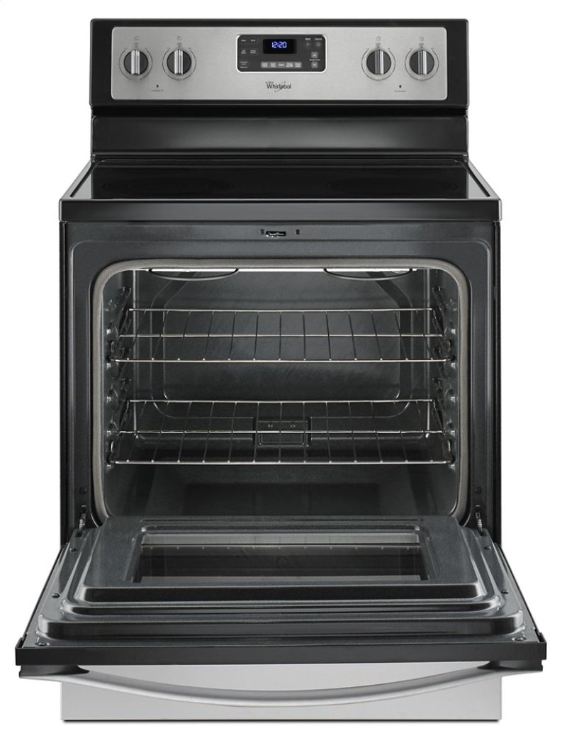 Bob wallace appliance huntsville alabama - Additional 5 3 Cu Ft Freestanding Electric Range With Easy Wipe Ceramic Glass Cooktop