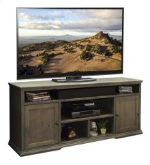 "Greyson 74"" Tall TV Cart"