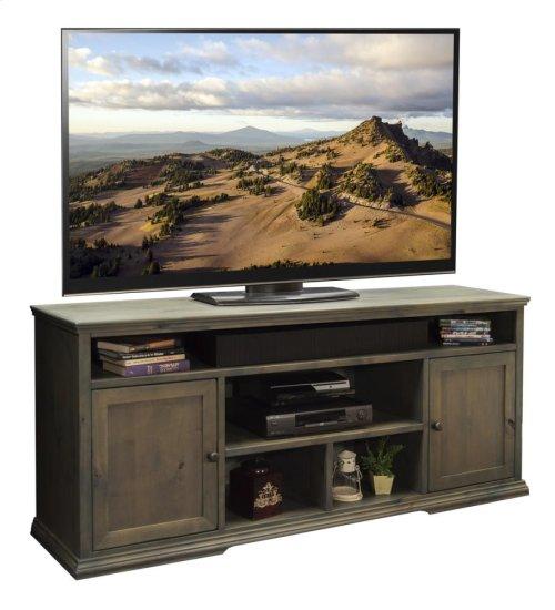 "Greyson 74"" Tall TV Cart"